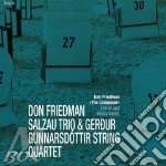 THE COMPOSER - LIVE AT JAZZ BALTICA SALZ  cd musicale di Don Friedman