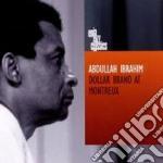 DOLLAR BRAND AT MONTREUX                  cd musicale di ABDULLAH IBRAHIM