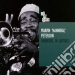 Hannibal in antibes cd musicale di Peterson marvin hann