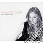 Wowowonder cd musicale di Lisa Wahlandt