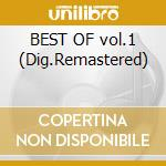 BEST OF vol.1 (Dig.Remastered) cd musicale di KITARO