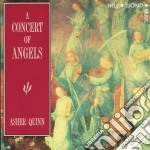A concert of angels cd musicale di Quinn denis (asha)