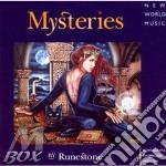 Mysteries cd musicale di Runestone