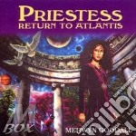 Medwyn Goodall - Priestess: Return To Atlantis cd musicale di Medwyn Goodall