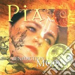 Benediction moon cd musicale di Pia