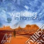 Brian Carter - Walking In Harmony cd musicale di Brian Carter