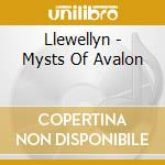 Mysts of avalon cd musicale di LLEWELLYN