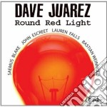 Round red light cd musicale di Juarez Dave