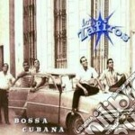 BOSSA CUBANA cd musicale di LOS ZAFIROS