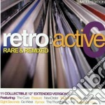 RETRO ACTIVE - RARE & REMIXED cd musicale di ARTISTI VARI