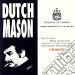 Dutch Mason - Prime Minister Of The Blues cd musicale di Mason Dutch
