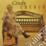 Love on the range - cd musicale di Church Cindy
