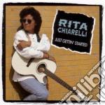 Just gettin'started - cd musicale di Chiarelli Rita