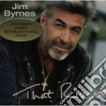 That river - cd musicale di Byrnes Jim