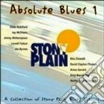 Absolute blues vol.1 - cd musicale di A.garrett/d.clayton/l.fulson &