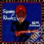 Blue diamond - rhodes sonny cd musicale di Rhodes Sonny
