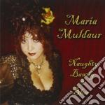 NAUGHTY BAWDY & BLUE cd musicale di MARIA MULDAUR