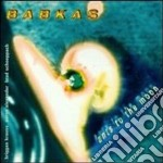 Ants to the moon - cd musicale di Babkas