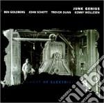 Junk Genius - Ghost Of Electricity cd musicale di Genius Junk