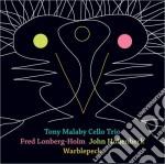 (LP VINILE) Warblepeck lp vinile di Tony malaby cello tr