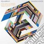 Equilibrium cd musicale di Voices Walking