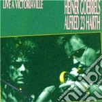 Live a victoriaville - cd musicale di Heiner goebbels & alfred 23 ha