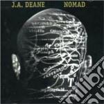 Nomad - cd musicale di J.a.deane