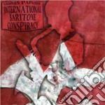 Int.baritone conspiracy - cd musicale di Papasoff Charles