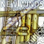 Potion - rothenberg ned cd musicale di Ned rothenberg new wind