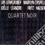 Quartet noir - cd musicale di J.leandre/f.hauser/m.crispell