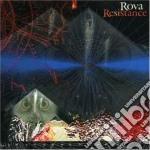 Resistance cd musicale di Rova saxophone quart