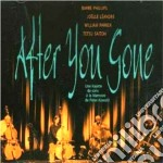 After you gone cd musicale di B.phillips/j.leandre