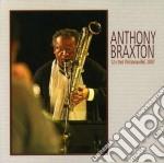 Trio victoriaville 2007 cd musicale di Anthony Braxton