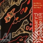Joe Morris - The Necessary And The Possible cd musicale di MORRIS / FELL /