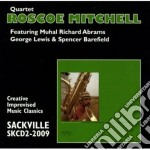 Same cd musicale di Roscoe mitchell quar