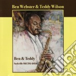 Ben & teddy cd musicale di Ben webster & teddy