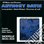 Of blues and dreams cd musicale di Davis Anthony