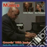 Junior Mance - Groovin' With Junior cd musicale di Junior Mance