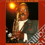 The ballad artistry of... cd musicale di Buddy Tate