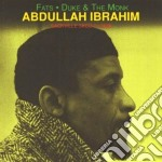 Fats, duke & the monk - dollar brand cd musicale di Abdullah ibrahim (dollar brand