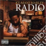 Redio cd musicale di Kymani Marley