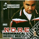 CD - NOREAGA - NORMINACAL THE UNDERBELLY MIXTAPE cd musicale di NOREAGA