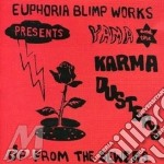 Up from the sewers cd musicale di YAMA & THE KARMA DUS