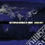 Singularity cd musicale di Peoples republic of