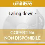 Falling down - cd musicale di Chester knight & the wind
