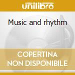 Music and rhythm cd musicale di Shawn lee's pin pong orchestra