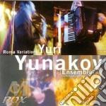 Roma variations - cd musicale di Yuri yunakov ensemble