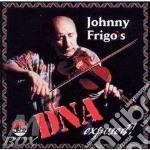 DNA cd musicale di John Frigo