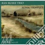 Sonic temples - blake ran cd musicale di Ran blake trio