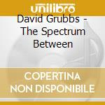 THE SPECTRUM BETWEEN cd musicale di GRUBBS DAVID